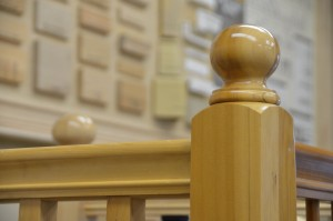 Builders Millwork Supply carries Stylish Stair accessories and components