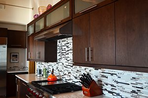 cabinet installation by builders millwork supply