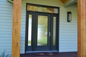 door installation by builders millwork supply