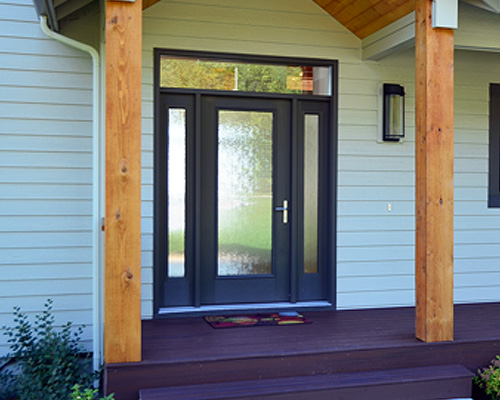 Professional door installation Anchorage,Palmer, and surrounding areas available at Builders Millwork Supply