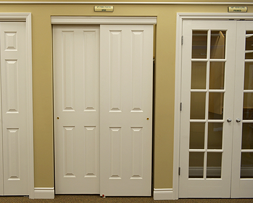 Interior doors sold in Anchorage Alaska at Builders Millwork Supply