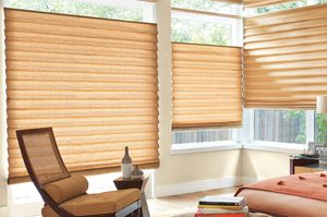 window coverings for sale at Builders Millwork Supply