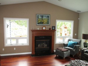 Window installation by Builders Millwork Supply in Anchorage