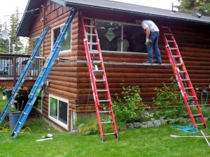 professional energy efficient window installation service in Anchorage and Wasilla