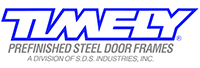Timely Prefinished Steel Door Frames