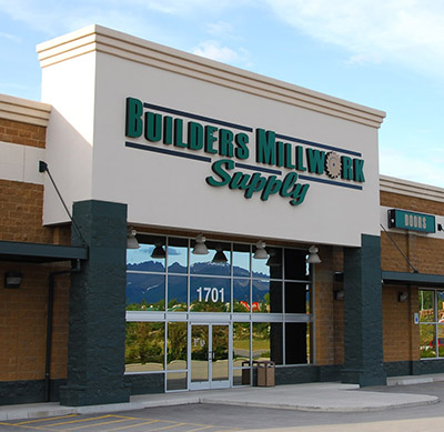 Builders Millwork Supply releases a new commercial