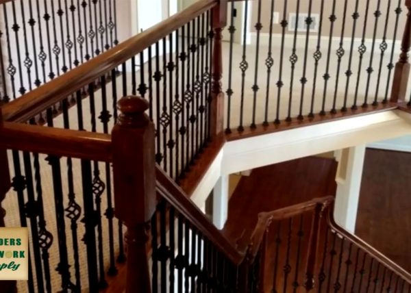 Builders Millwork Supply sell stair parts, handrails and balusters in Anchorage Alaska