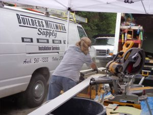 Contact Builders Millwork Supply for energy efficient window installation