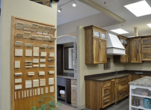 ANCHORAGE CUSTOM KITCHEN CABINETS and COUNTERTOPS.