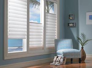 window covering and blinds