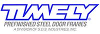 Timely Prefinished Steel Door Frames